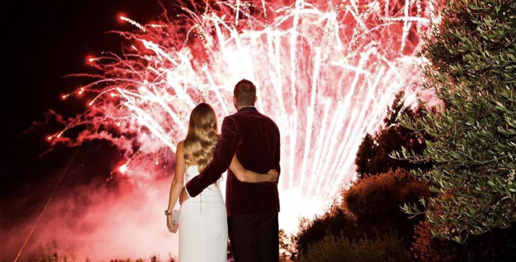 Wozniacki offentliggøre nu de første utrolige billeder fra sit eventyrlige bryllup