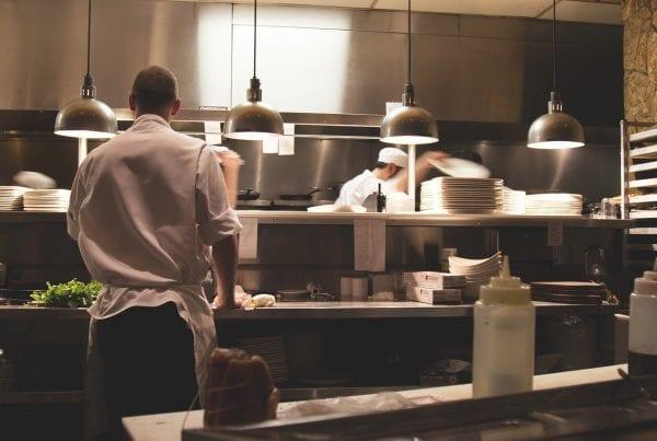Corona-smittet besøgte to restauranter