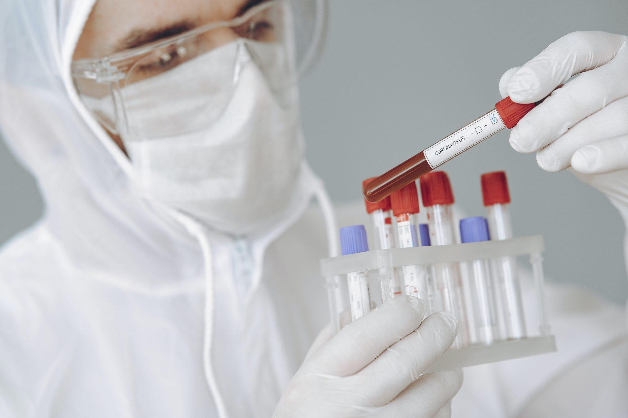 Coronavirus: Nyeste smittetal det seneste døgn