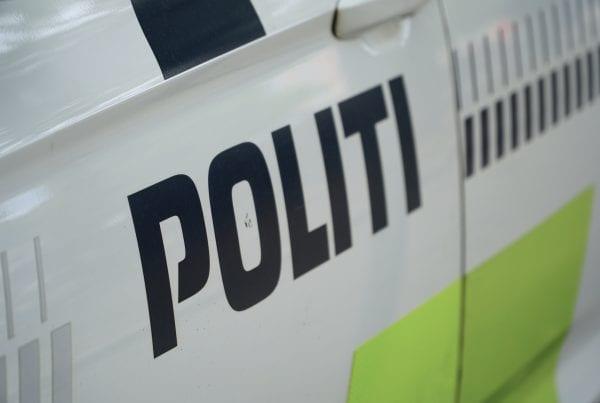 LIGE NU: Færdselsulykke på motorvej - Flere køretøjer involveret