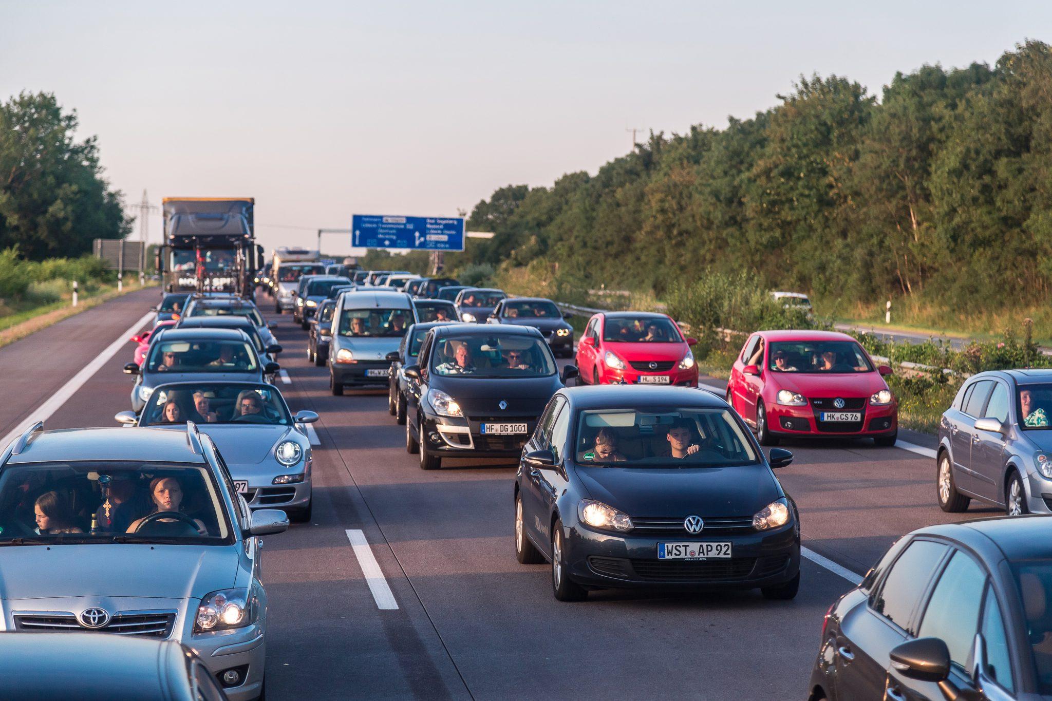 Vejdirektoratet: Forvent tæt trafik