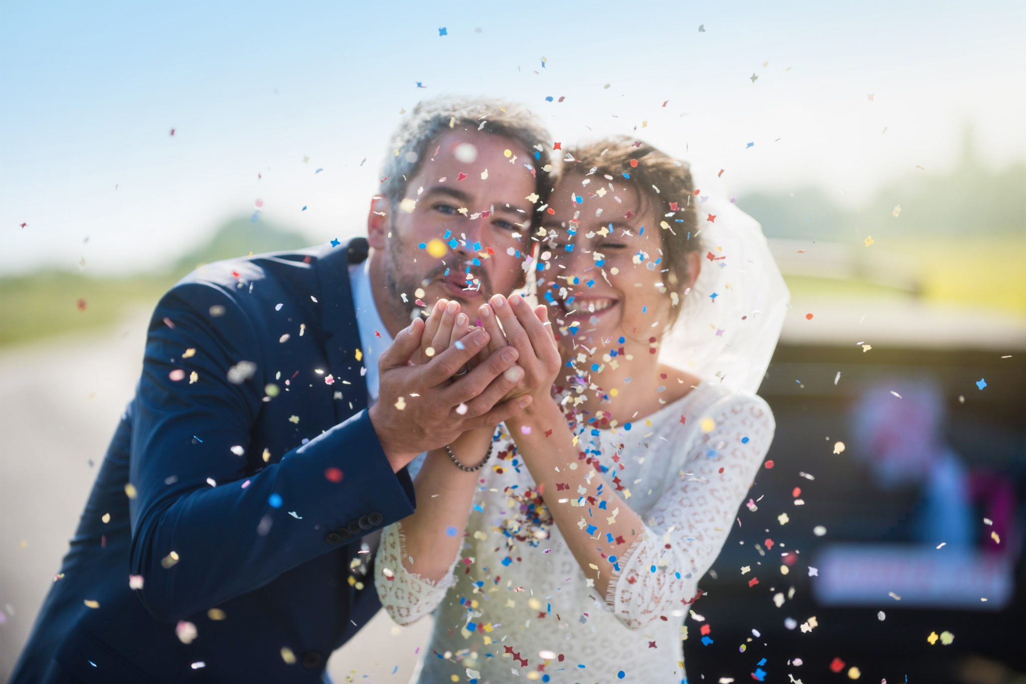 Corona-krisen verden over - Én person smittede 54 til bryllup