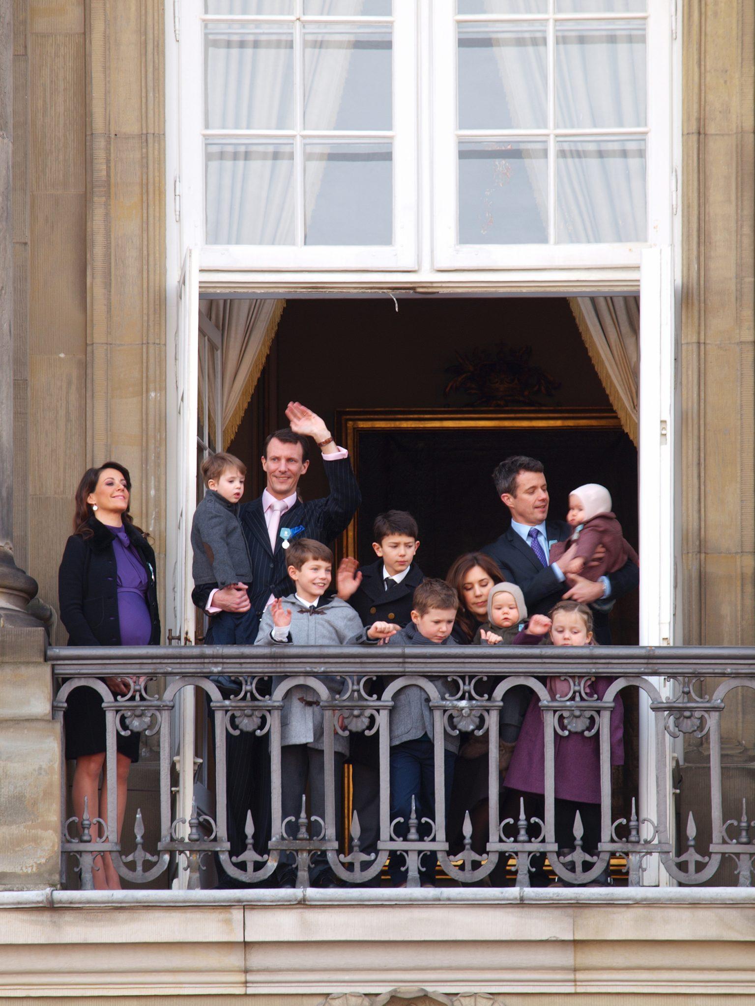 Familien taler ud første gang efter Prins Joachims alvorlige helbredssituation