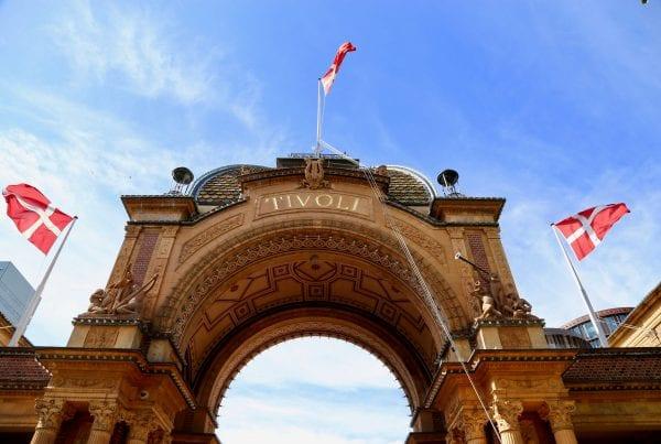 LIGE NU: gæster evakueret i Tivoli