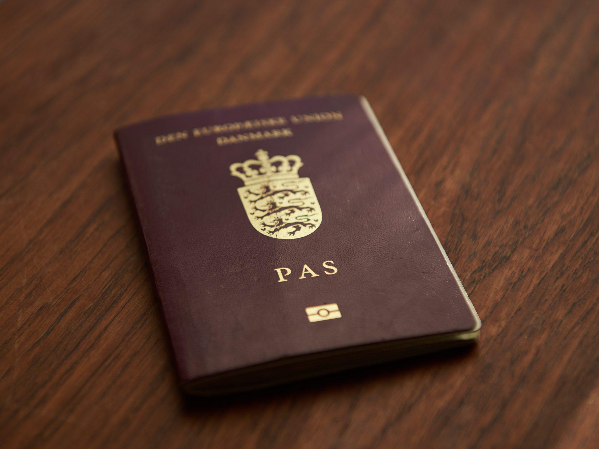 Stor brøler: mere end 200.000 danskere tilbydes nyt pas efter stor bummert