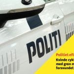 Frygter det værste: Politi efterlyser ejeren af en damecykel