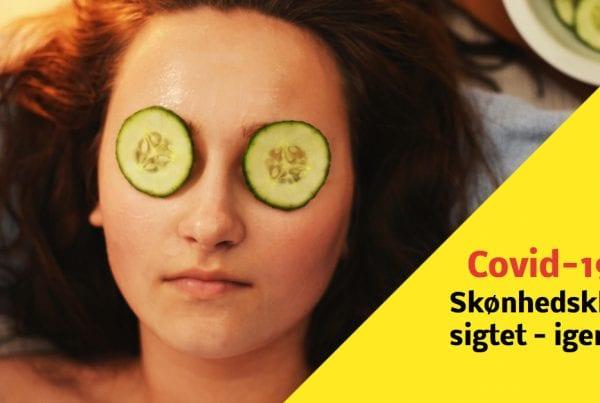 Skønhedsklinik sigtet: Valgte at holde åben for kunder