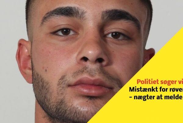 I over en måned har Nordjyllands Politi efterlyst den 24-årigeKristian Achot Kazarian fra Aarhus
