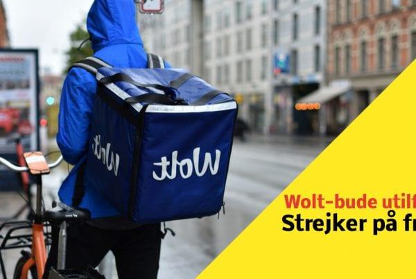 Takeaway-bude strejker efter særlig ændring