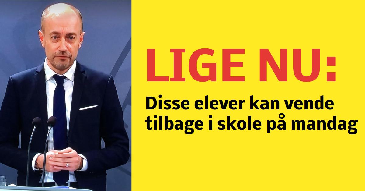LIGE NU: