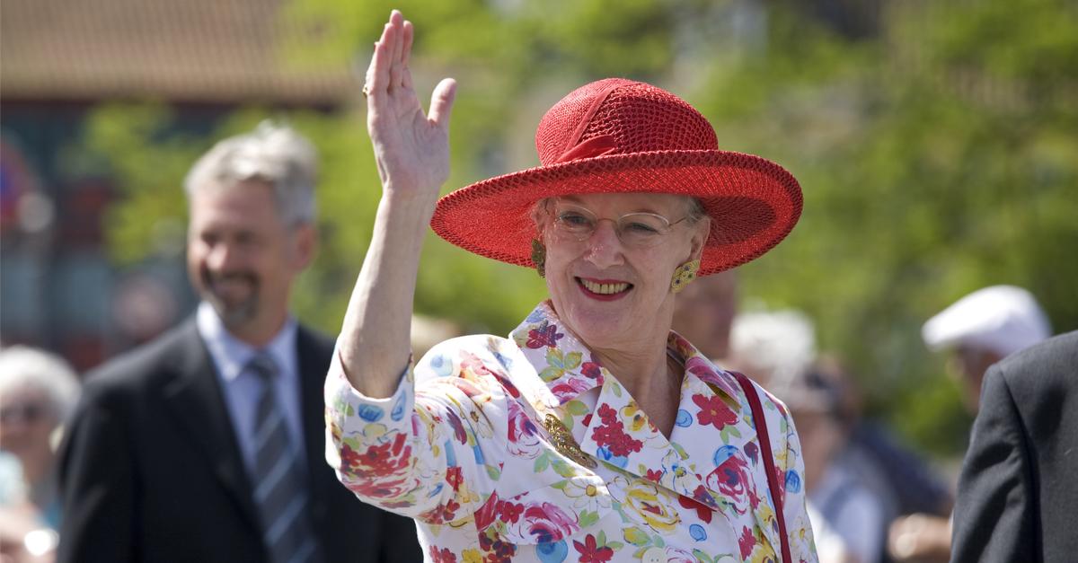 Dronningens 81 års fødselsdag bliver lavt blus