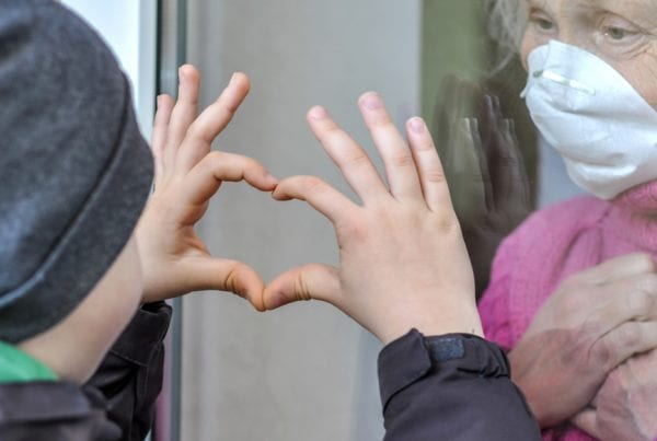 Smitteudbrud på plejehjem skaber besøgsforbud