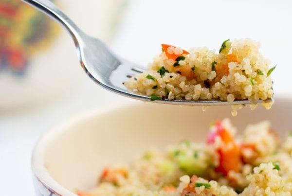 Fødevarestyrelsen tilbagekalder quinoa