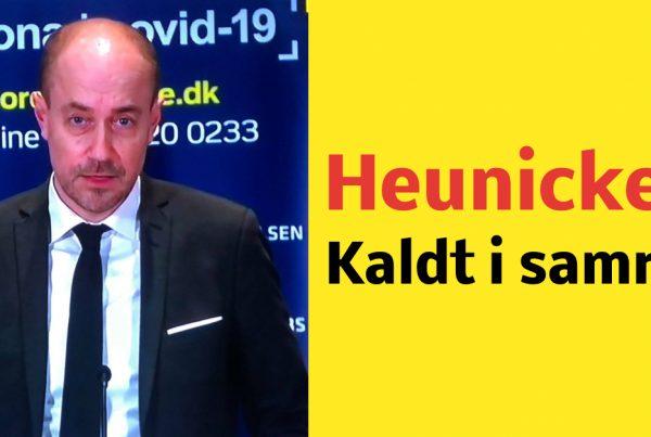 Heunicke kaldes i samråd: Over 2.000 mistede opkald til 112 på 3 måneder